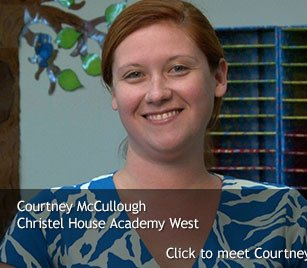 Meet Courtney McCullough